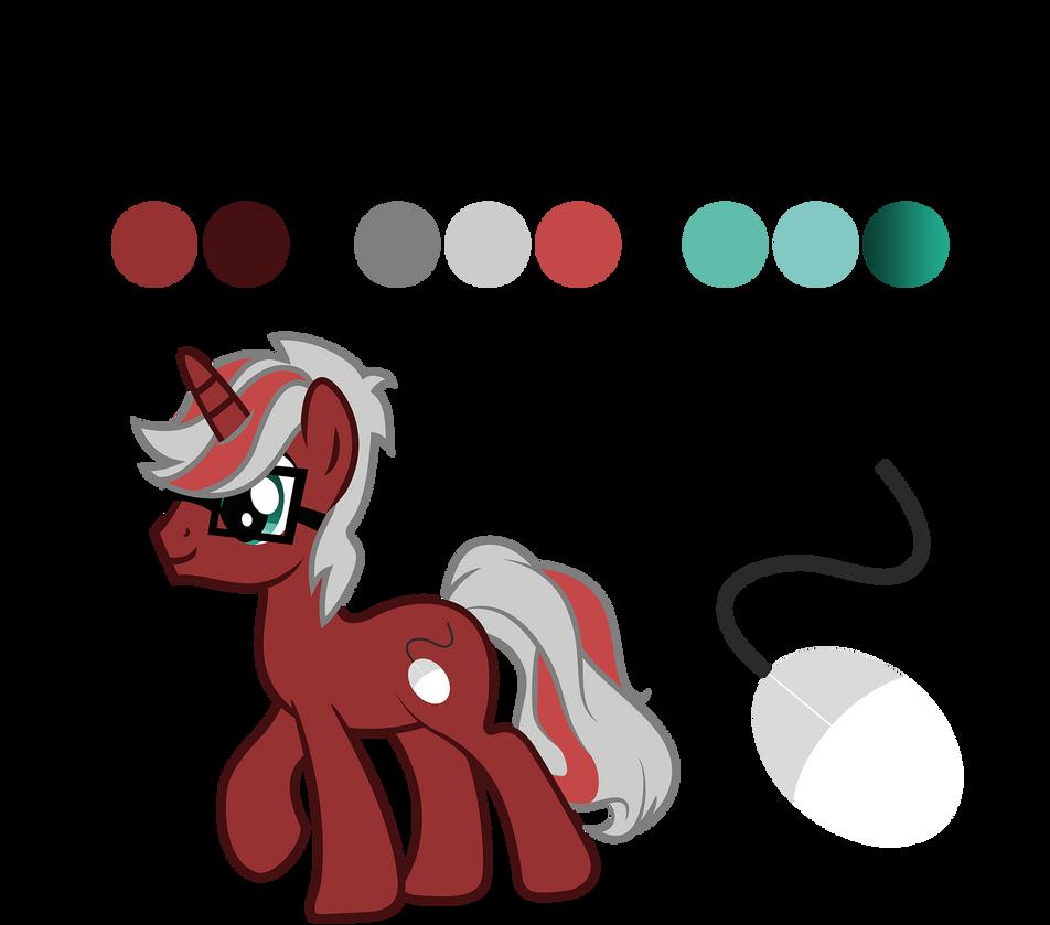 MousePad Charaktersheet by wolfsman2