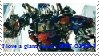 Optimus Prime Stamp by Soul-Reader