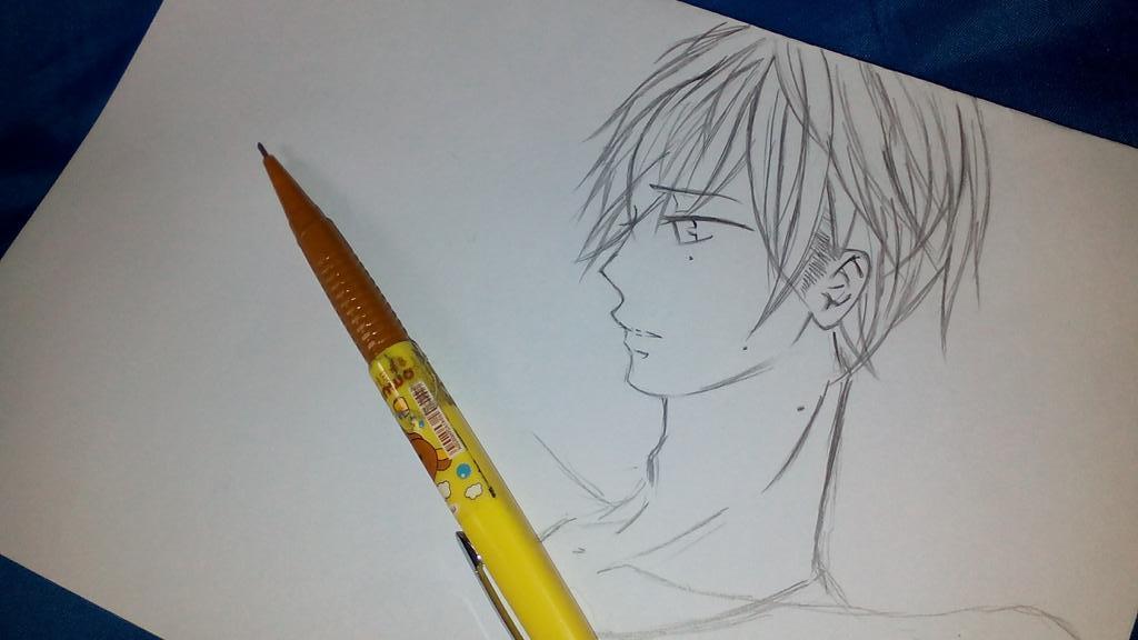 Nakajima Yuto? idek xc by KuroNeko987