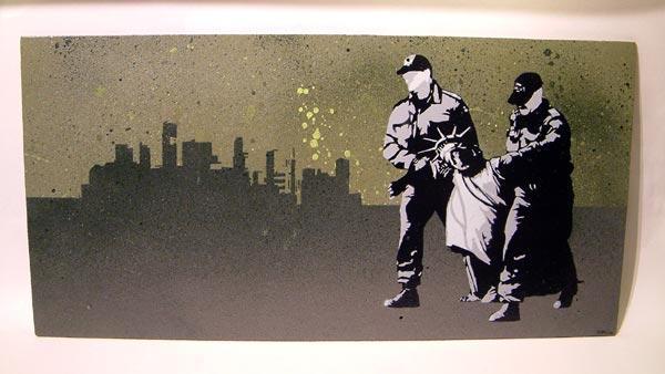 Liberty by 8ballart