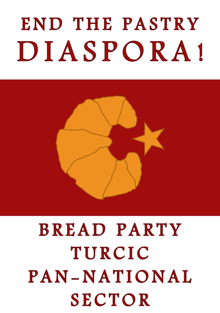 Turanic breads unite! by SoaringAven