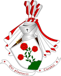Arms of Theodore Roosevelt