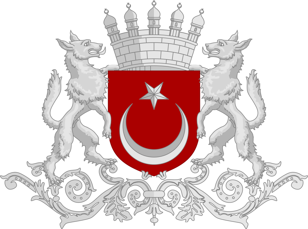 Turkey coat of arms by SoaringAven