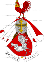 Coat of arms of Vaclav Havel