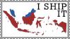 I ship Malaysia-Indonesia by SoaringAven