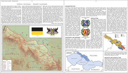 Concise Atlas of Europe - Czech Silesia by SoaringAven