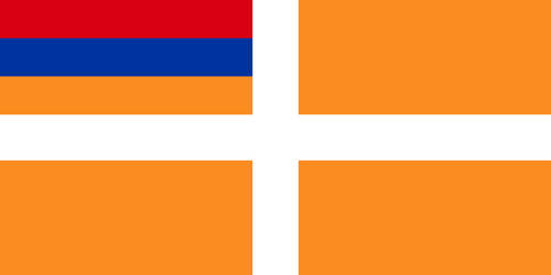 Flag game - Artsakh Republic by SoaringAven