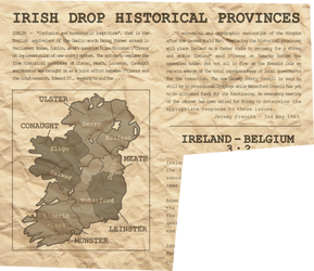 One Hour Map Challenge - Ireland COMPLETE VERSION by SoaringAven