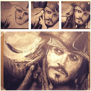 Jack Sparrow Procces!