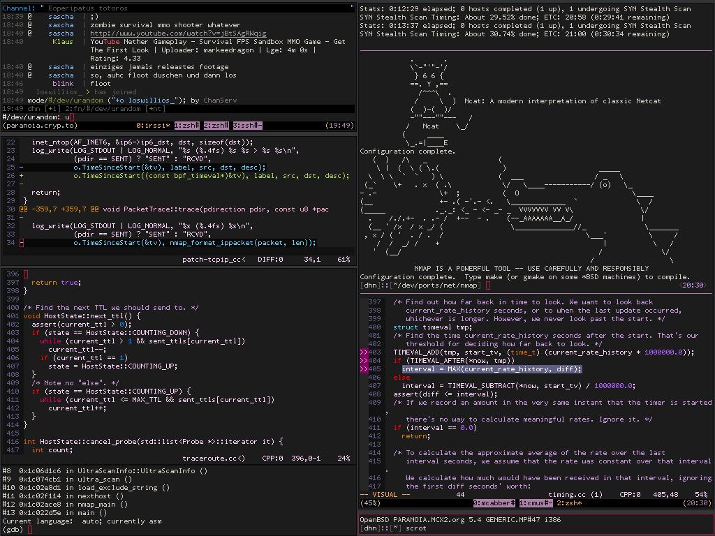 OpenBSD - Uni Notebook by aimeta on DeviantArt