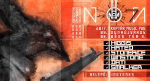 NonStop DrumandBass Night Vol.  7 - Cover