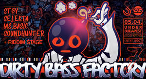 Dirty Bass Factory 7 - cover