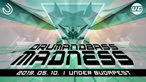 Drumandbass Madness - cover