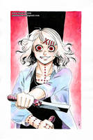 Tokyo Ghoul 02 by JessicaKKowton
