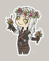Geralt by JessicaKKowton