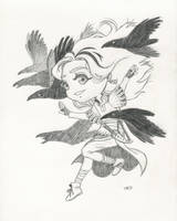 Crows by JessicaKKowton