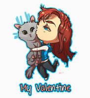 My Valentine by JessicaKKowton
