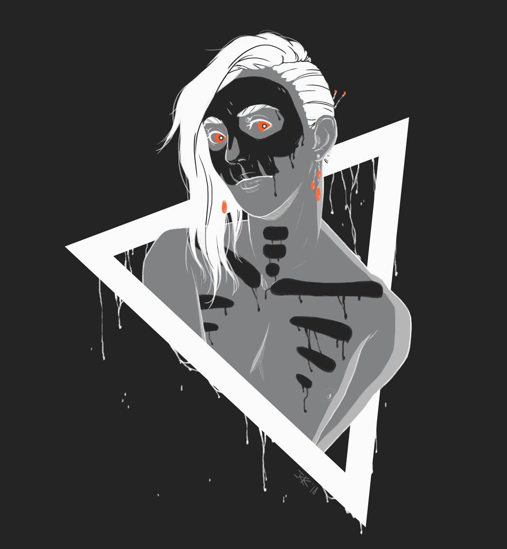 Skull by JessicaKKowton