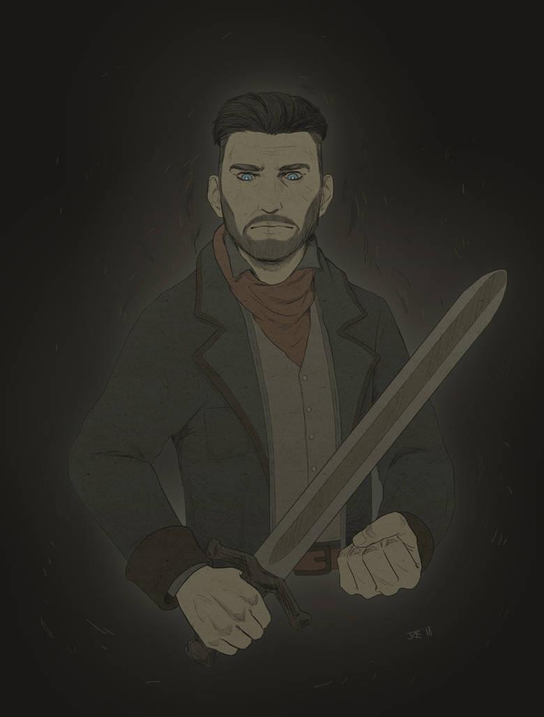 Vampire Hunter by JessicaKKowton