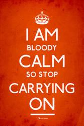 Keep Calm by ll