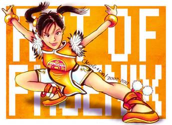 Art of Phoenix 2012 by ll