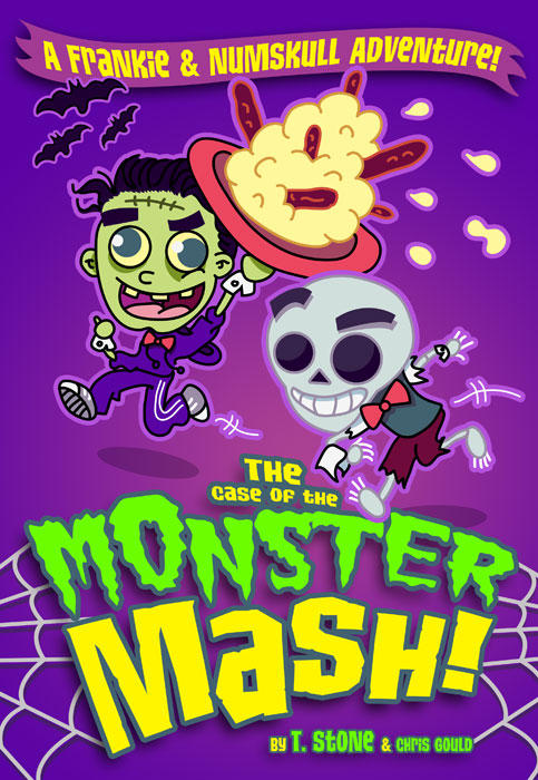 Frankie + Numskull: The Case of the Monster Mash!