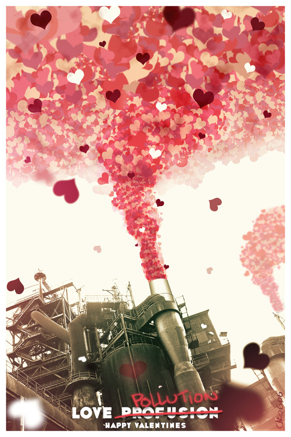Love Pollution by ll