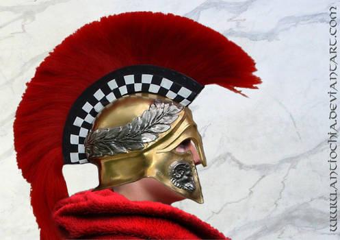 Greek Helmet ...