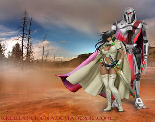Is this a Cylonworld ... by Antiochia