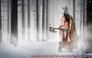 ... a female hunteress ... by Antiochia