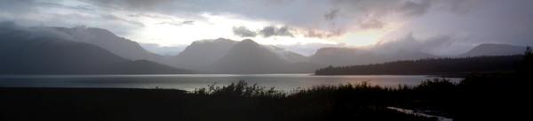 Tetons Panorama by smurfofdoom
