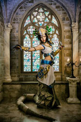 League of Legends Mythic Cassiopeia