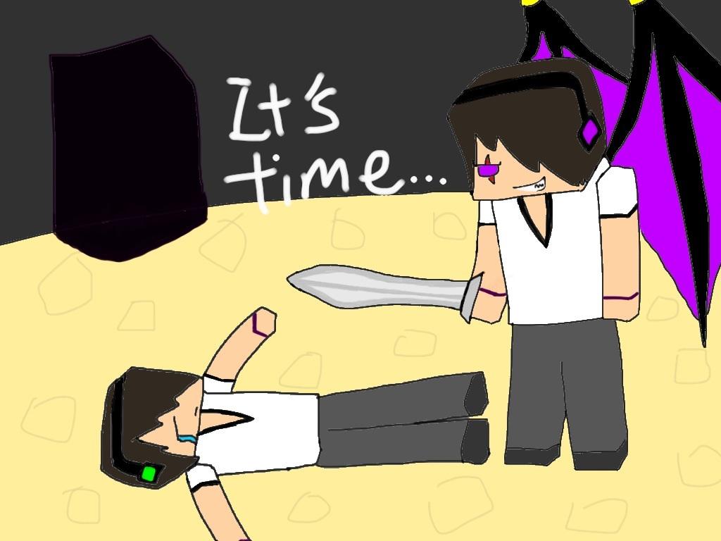 Deadlox Minecraft Skin Time to Kill Deadlox by