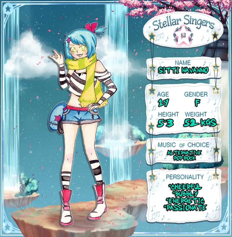 SS App: Sitti Navanno by baejin