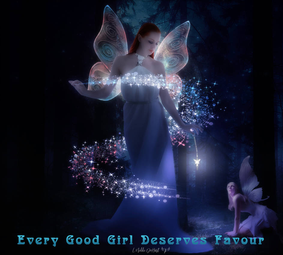 Every Good Girl Deserves Favour