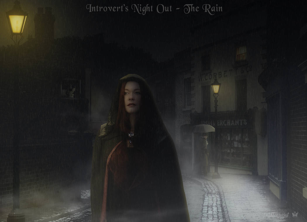 Introvert's Night Out - The Rain