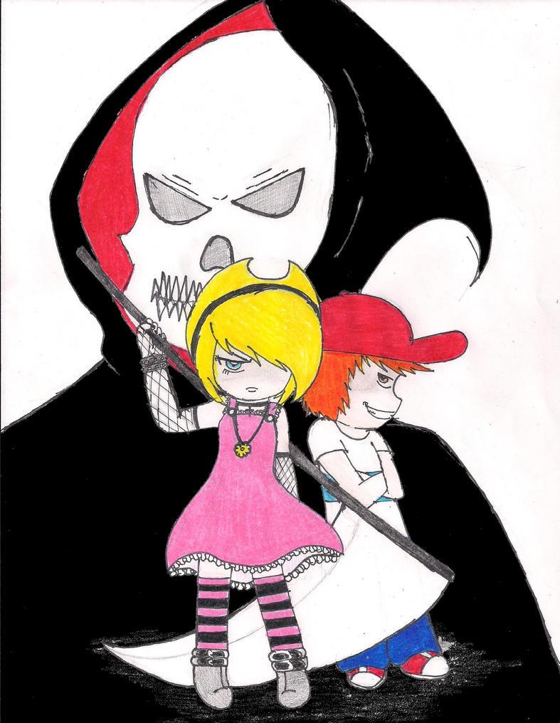 billy and mandy anime wwwimgkidcom the image kid has it