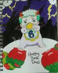 Baby Beelzebub by jazzy1lol