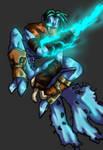 Soul Reaver Raziel WIP