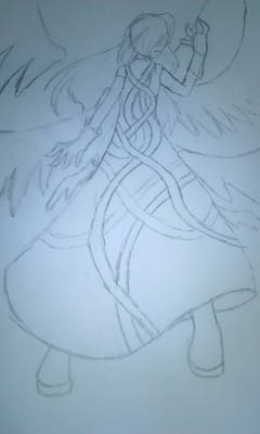 Sketch Request: Sariel