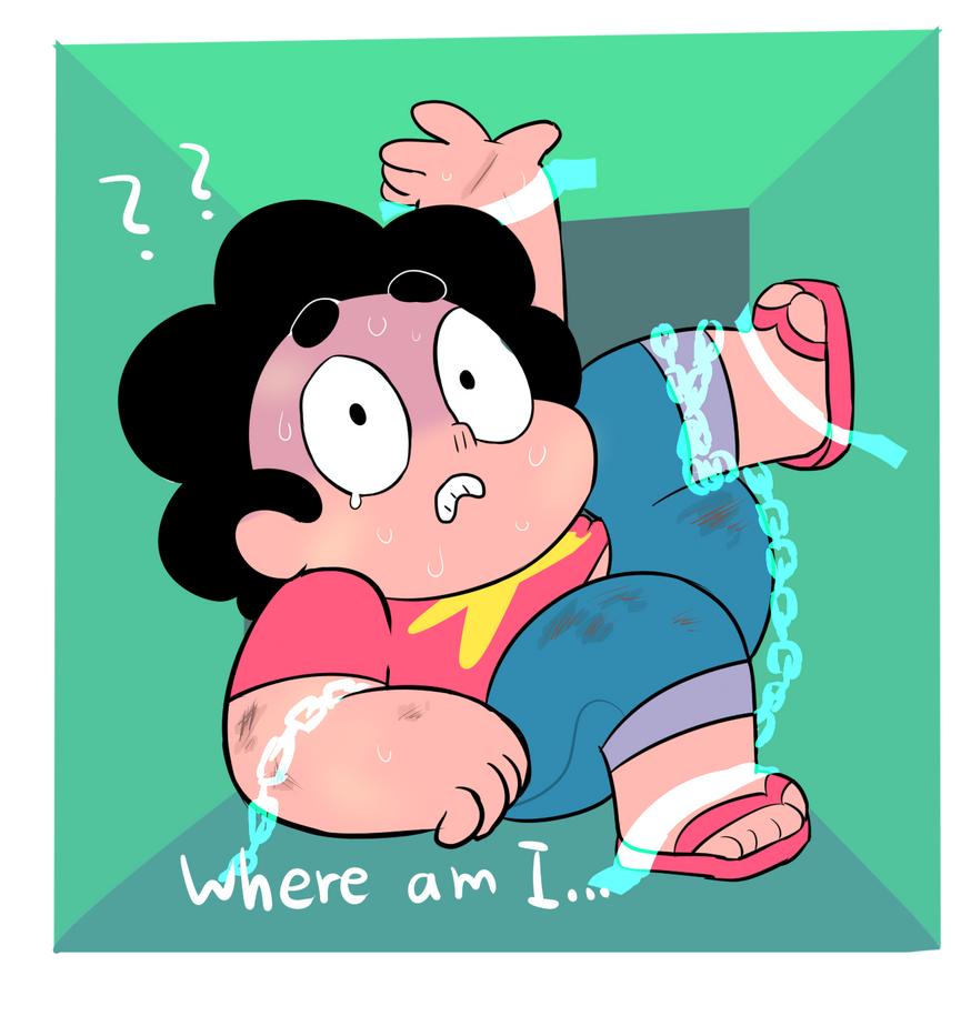 Steven by momomomochocolate