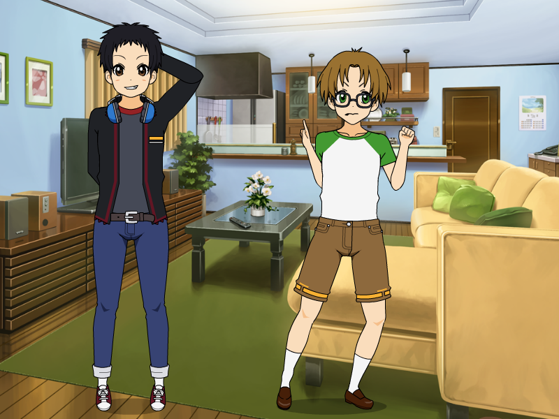 Dating sims für Jungs PC