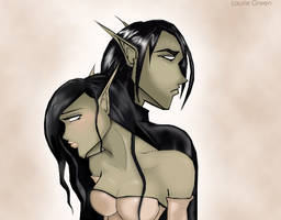 Elves by Silverbrook