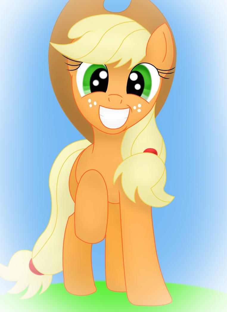 Applejack EG  My Little Pony Friendship is Magic Wiki