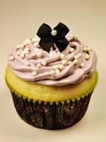 Purple Cupcake Stock by TheRegalCupcake