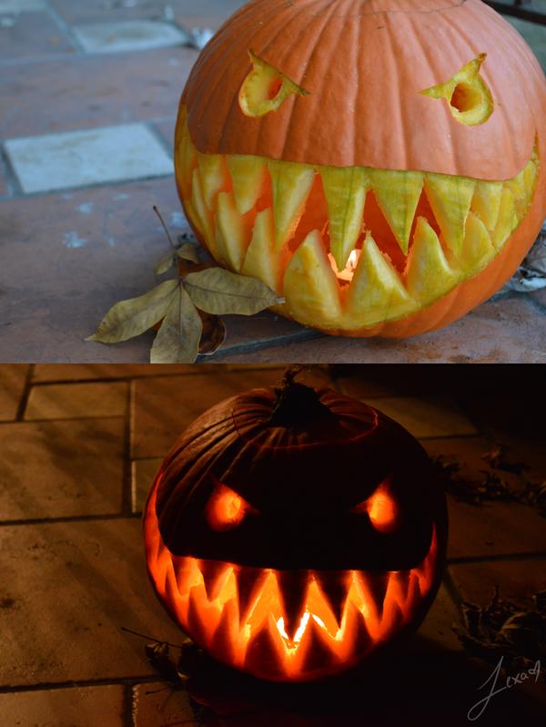 My Pumpkin by JustLexa