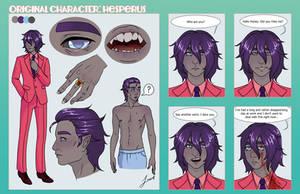 Character - Chart Hesperus