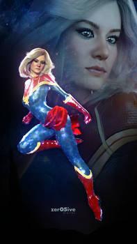 BLCM1 (Captain Marvel)