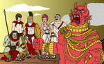 Ugly Spartans