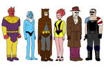 Ugly Watchmen